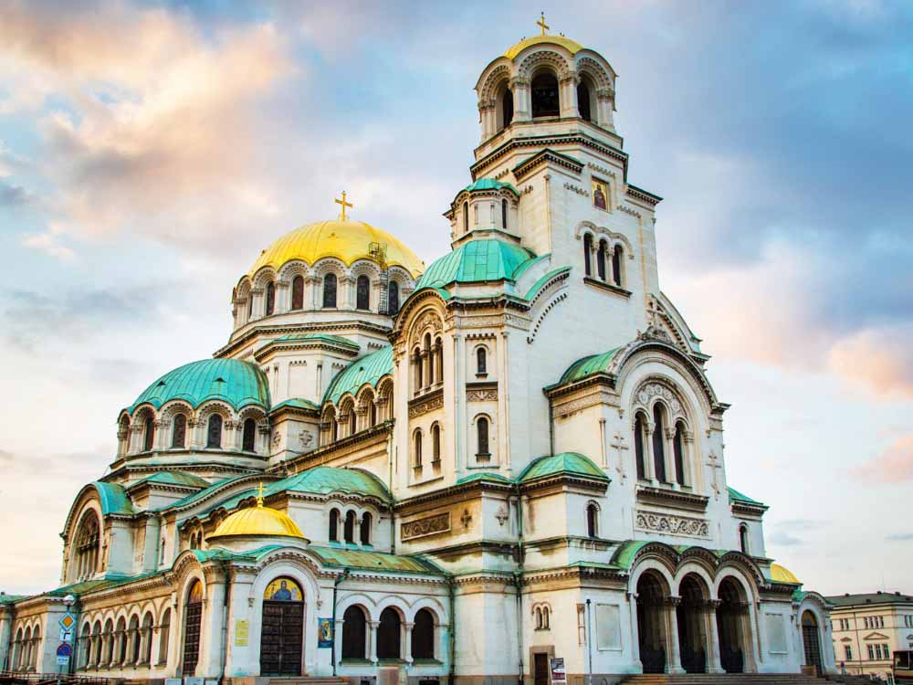 Sofia is one of the capitals of the European countries