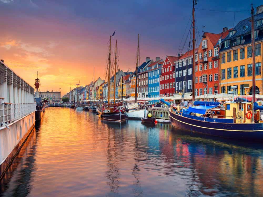 Denmark - Capital, Copenhagen