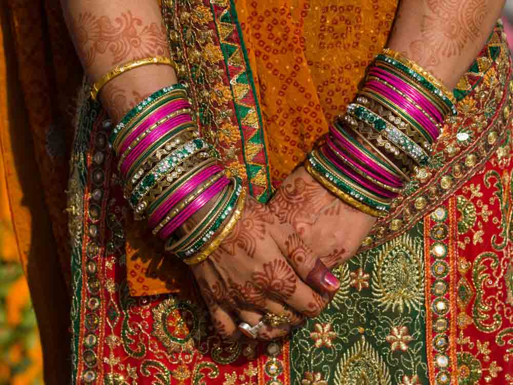 Henna is one of the things India is known for