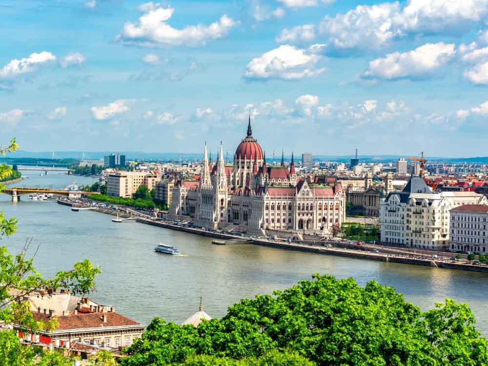 Hungary - Capital, Budapest