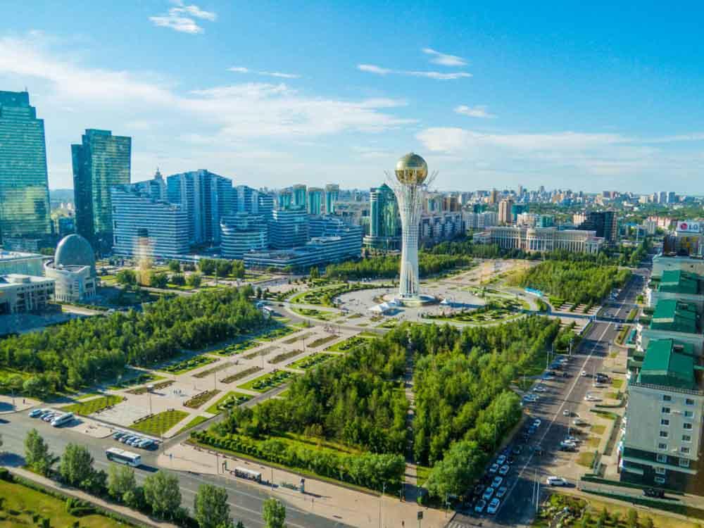 Kazakhstan - Capital, Nur-Sultan