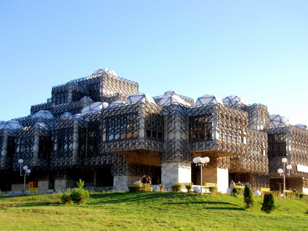 Kosovo - Capital, Pristina