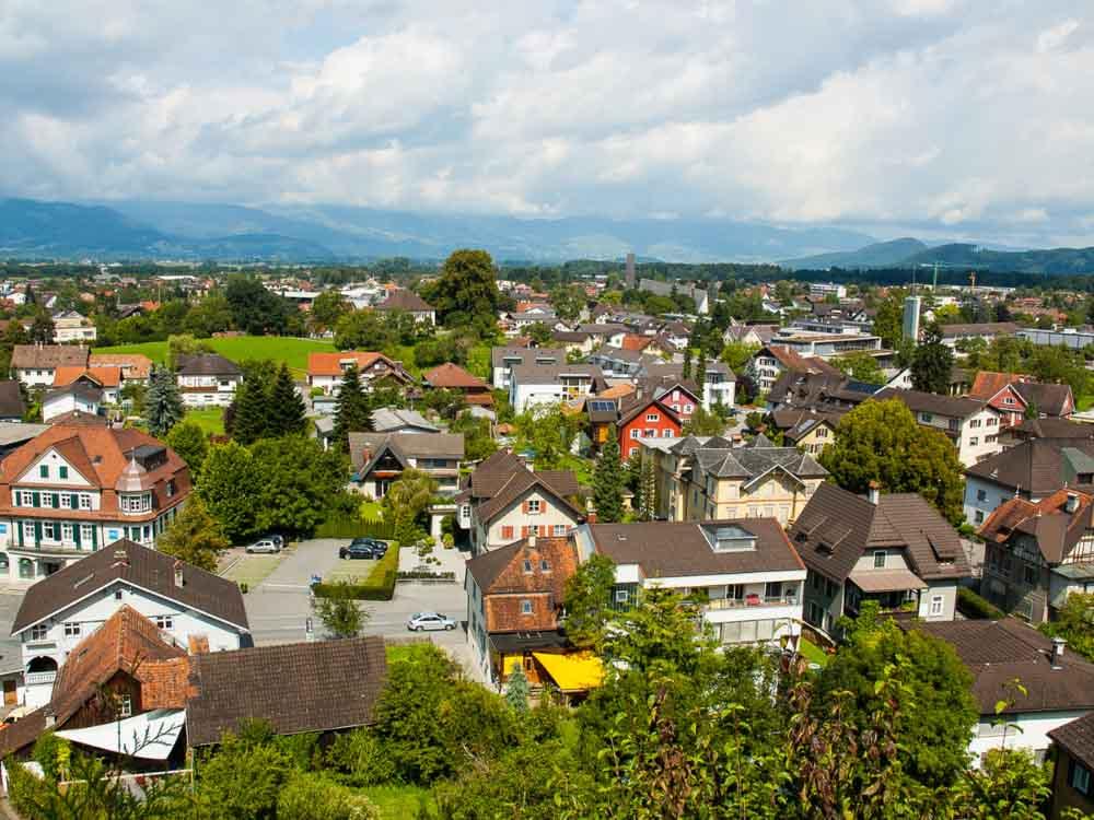 Liechtenstein - Capital, Vaduz