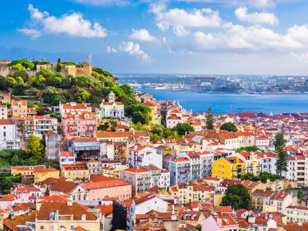 Portugal - Capital, Lisbon