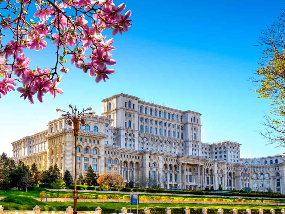 Romania - Capital, Bucharest