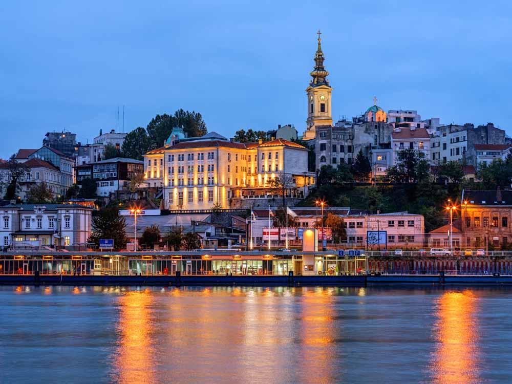 Yugoslavia - Capital, Belgrade