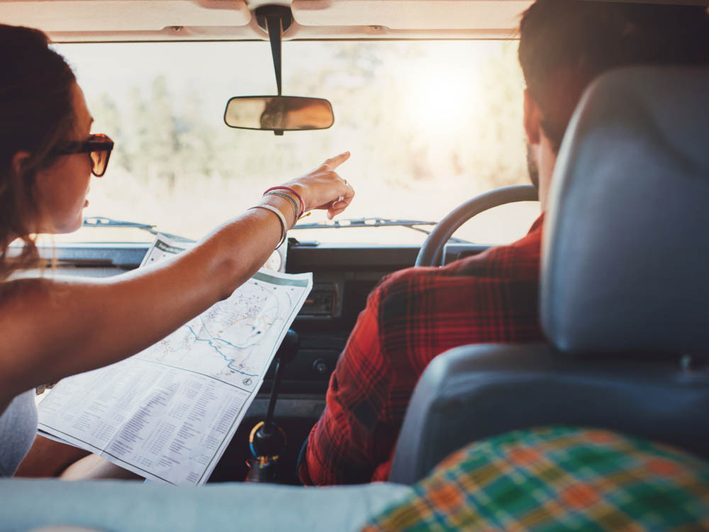 Travel Related Road Trip Questions for Couples