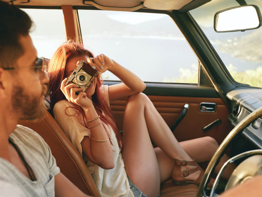 Would You Rather Road Trip Quizzes for Couples