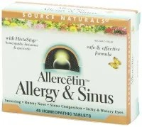 natural allergy treatment tips