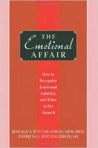 Infatuation emotional affair