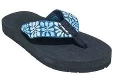 flip flops beach vacation