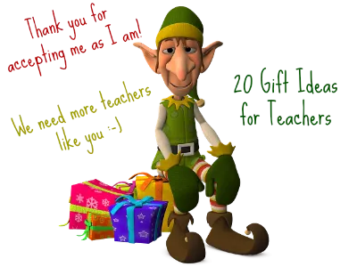 Christmas Gift Ideas for Teachers