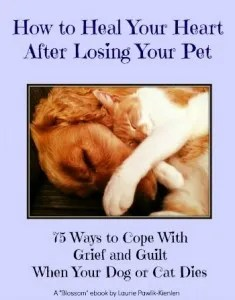 pet loss ebook
