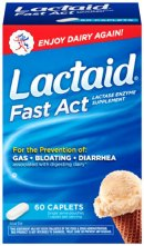 lactaid for stomach bloating
