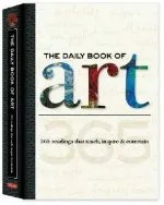 daily book of art gift for artists
