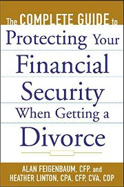 protect your money getting divorce