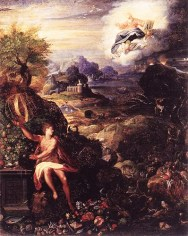 Jacopo Zucchi: Allegory of Creation