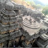 FotoFolio: Kailash Temple, Ellora Caves, Aurangabad