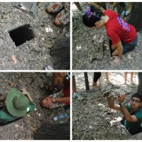 Backpacking South East Asia: Vietnam - Cu Chi Tunnels Tour