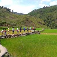 Viahera Vlogs: The Bomod-ok Falls Trek in Sagada