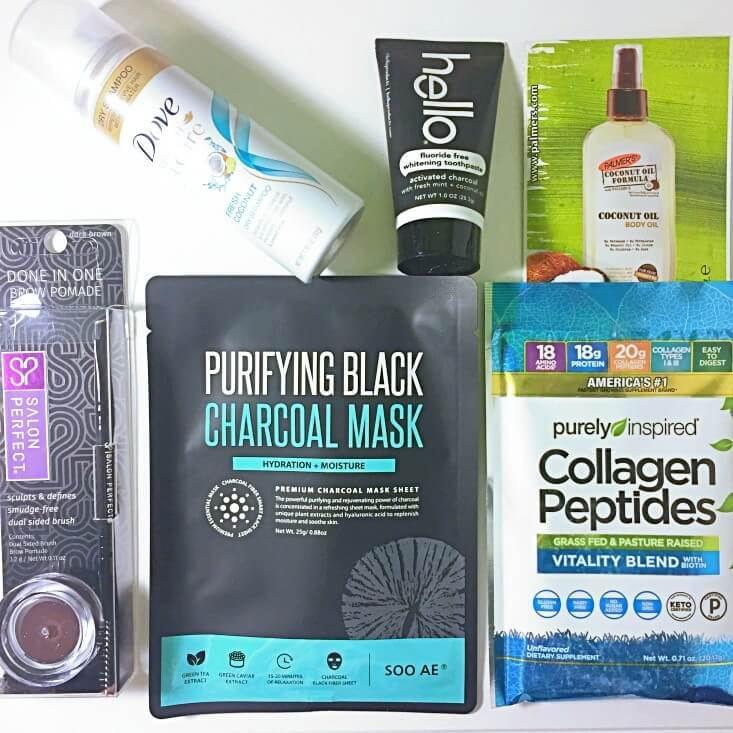 Walmart Beauty Box Spring 2019 Review | The Aesthetic Edge