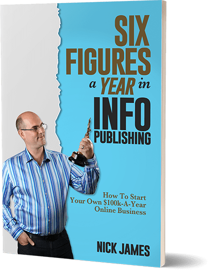 book promo 6 figures a year