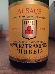 2013 Famille Hugel Alsace Gewuztraminer