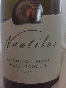 2015 Nautilus Estate Sauvignon Blanc