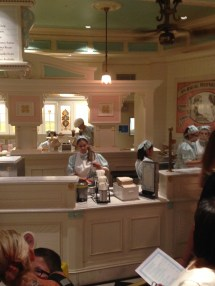 Disney Dining Plaza Ice Cream Affordable Mouse
