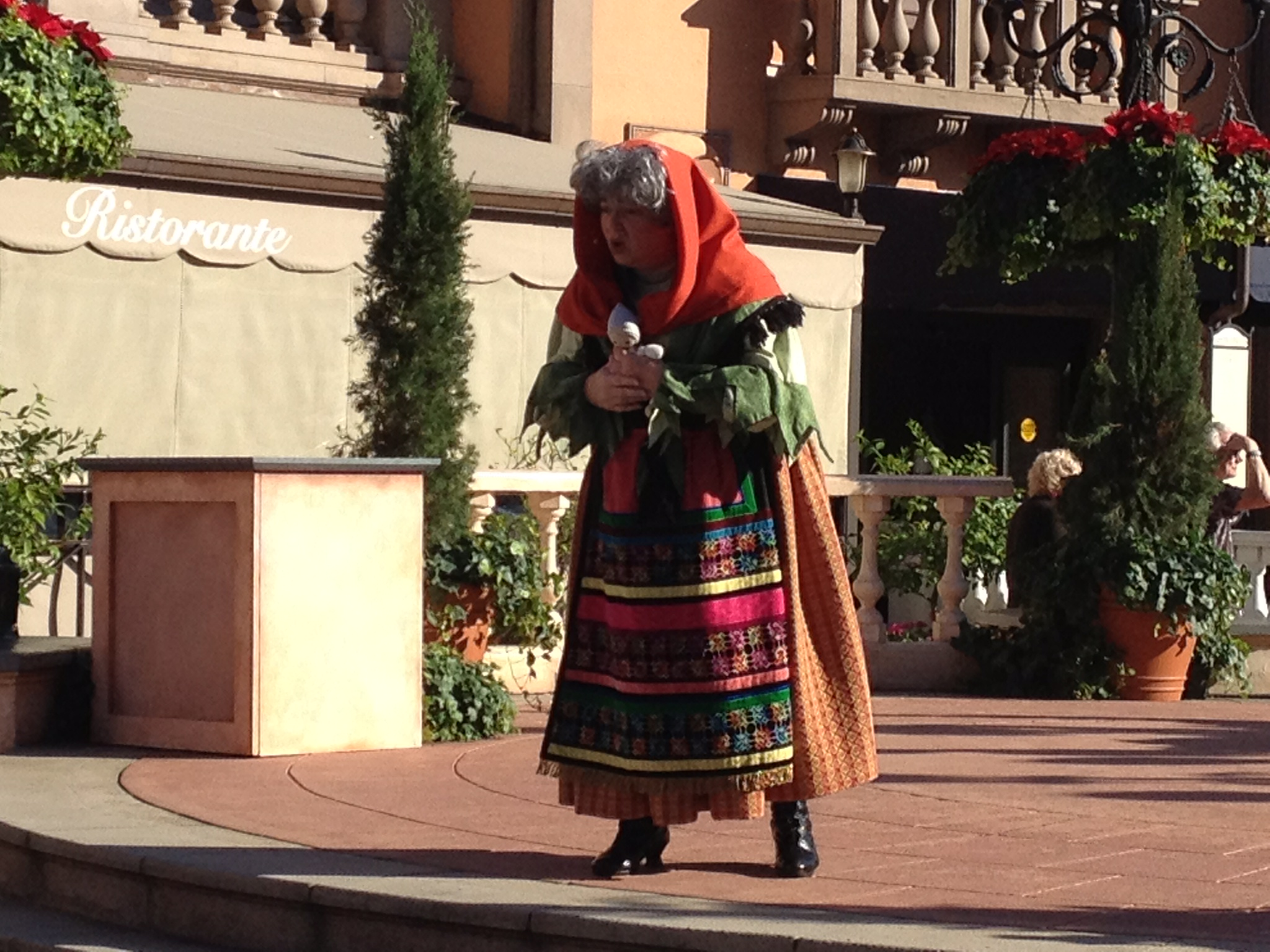 Wordless Wednesday Telling A Story At Epcot S Festival Of
