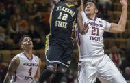 Alabama State Men Upset ACC Member Virginia Tech