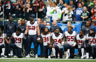 Texans' Take A Knee In Response To McNair's Statement