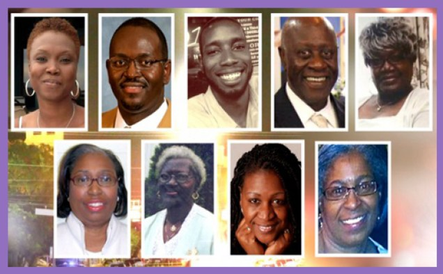 Dylann Roof's Victims