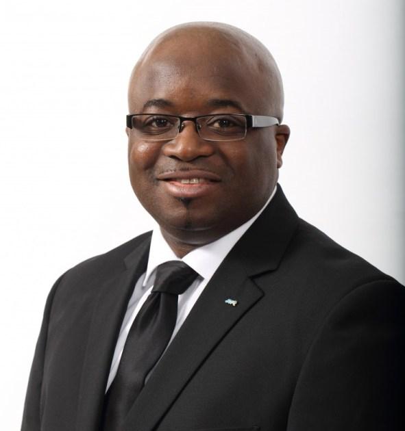 Arrey Obenson, JCI's Secretary General