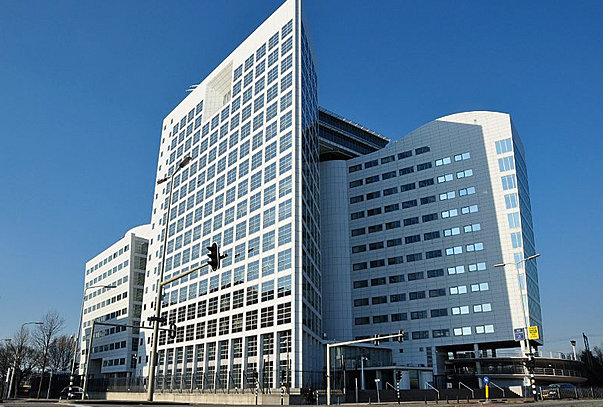 ICC in The Hague