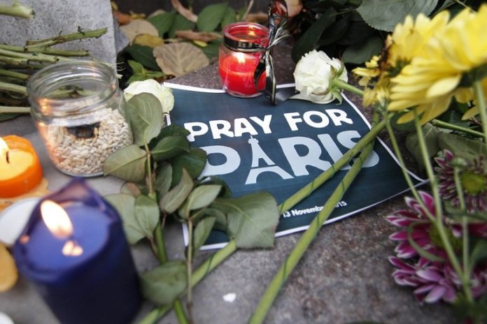 Paris Attack. Photo: Furyk Nazar / Shutterstock