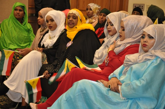 A cross section of Ethiopia-Somali Women. Photo: Issa Mansaray/The AfricaPaper