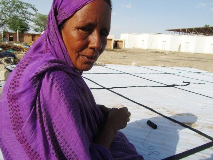 A Haratine woman in Nouakchott. Photo: Michael Hylton/MRG