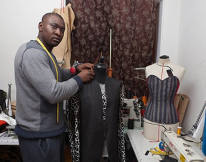 Introducing Ayissi, One of Africa's most creative Fashion designer