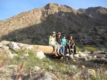 Barefoot Hiking Camping