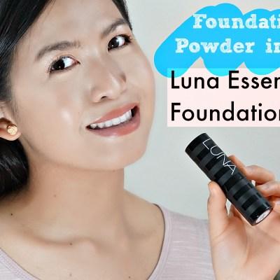 Luna Essence Stick Foundation Review