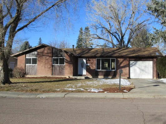 Home For Sale Colorado Springs The Agency
