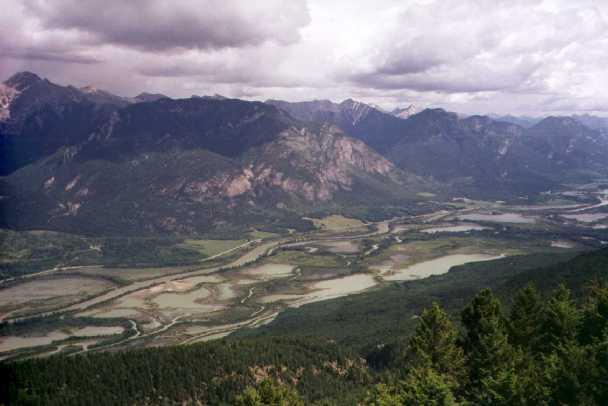 Columbia Valley