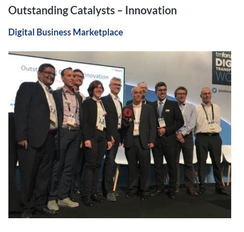 2019 Catalyst Award Winner