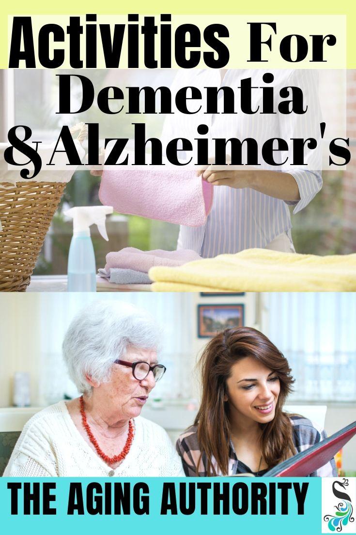 activities for dementia patients