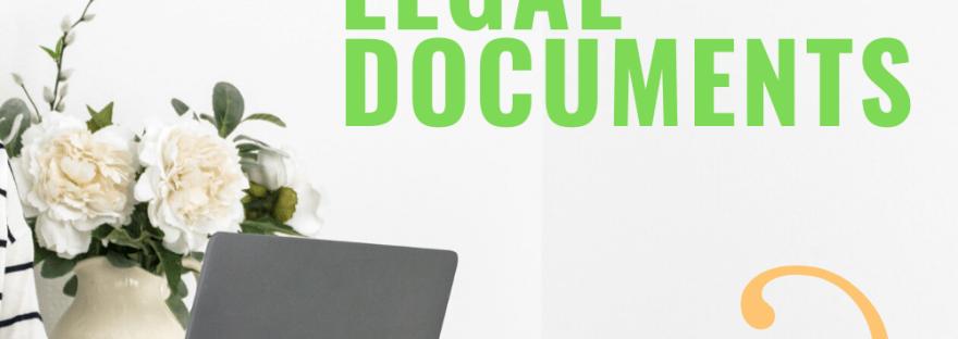 elderly parents legal docs