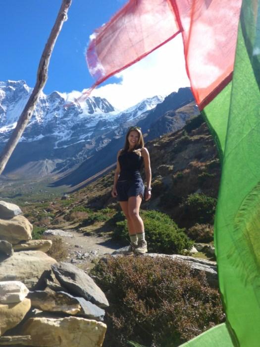 Annapurna Circuit, Cheri Letdar, Nepal
