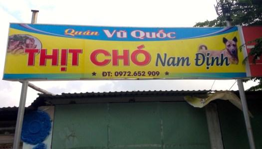 Thit Cho - Eating Dog in Vietnam