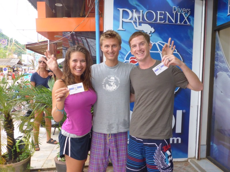 Phoenix Divers - Koh Lanta, Krabi, Thailand
