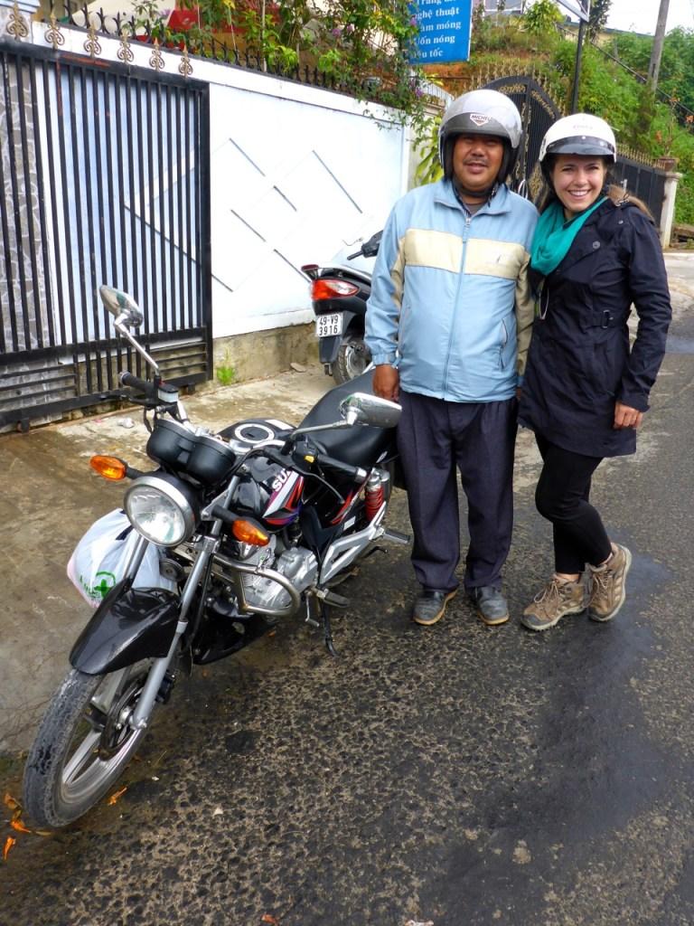 Easyrider Dalat, Vietnam